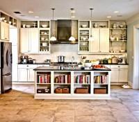 Open Shelving Kitchen Design Ideas - Decor Around The World