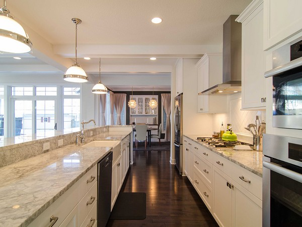 Kitchen Design Ideas Galley Style