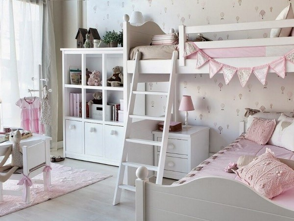 shabby chic fai da te per decorare e arredare la cameretta. Lovely Tips For Designing Your Girl S Bedroom Decor Around The World
