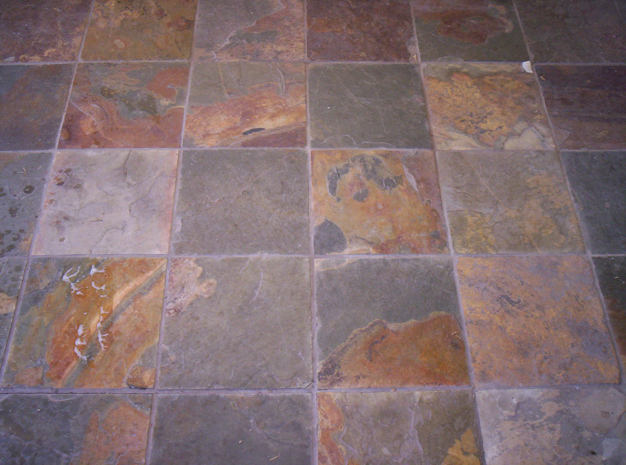 the beauty of natural slate tiles all