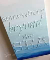 15 Beautiful & Super Easy DIY Canvas Art Projects for the ...