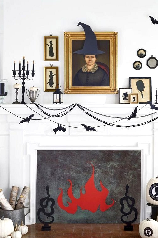 20 Low Cost And Simple Diy Halloween Ornament Concepts