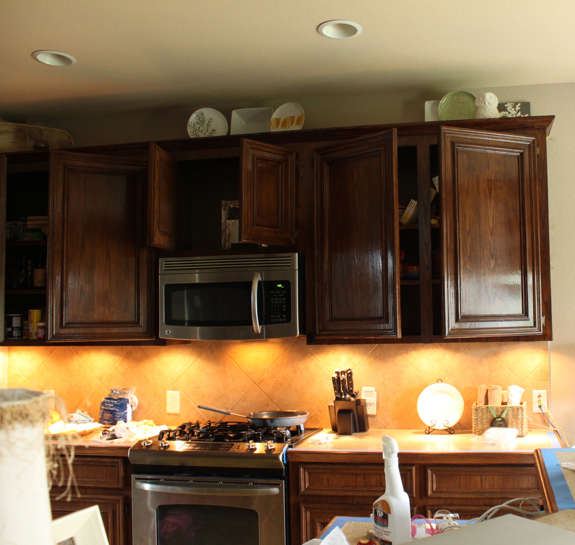 how do i restain my kitchen cabinets a diy disaster decorchick 9251