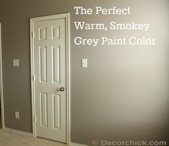 Warm Grey Paint Color