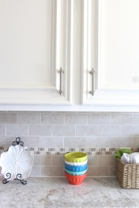 A White Kitchen Update - 1 Year Later - Decorchick!