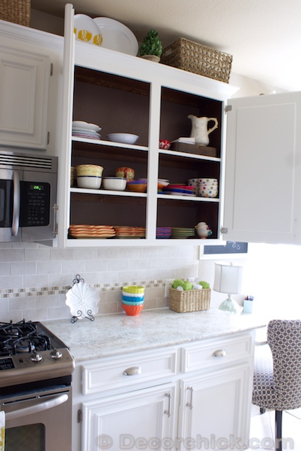 The Moment You've Been Waiting For...Our White Kitchen ...
