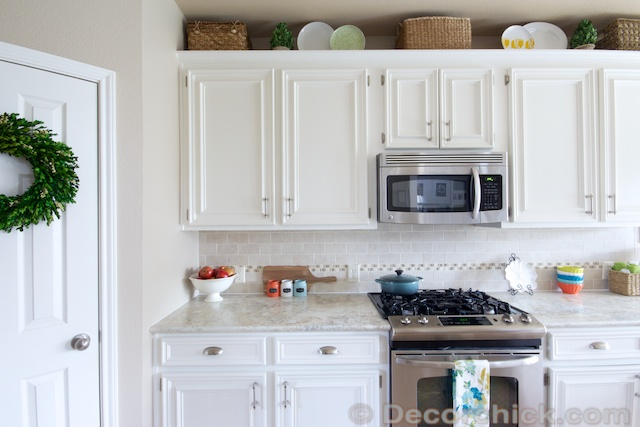 Sherwin williams alabaster cabinets for Alabaster white kitchen cabinets