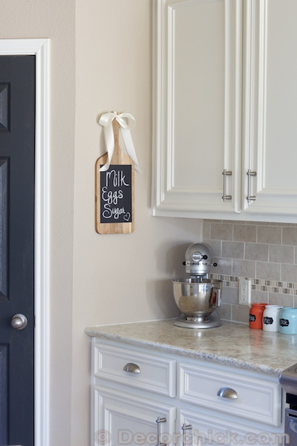 Can I Paint Directly Over My Kitchen Cabinets