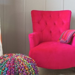 Hot Pink Chair Seat Covers For Chairs With Arms The Fuchsia That Will Make Your Heart Stop Decorchick