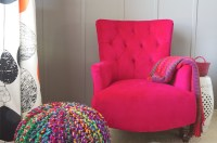 The Fuchsia Chair That Will Make Your Heart Stop ...