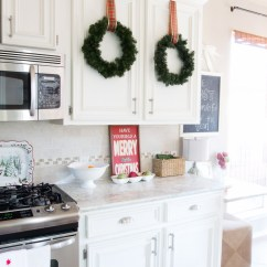 Walmart Kitchen Aid Mixer Designing Kitchens Our Christmas Home! - Decorchick!