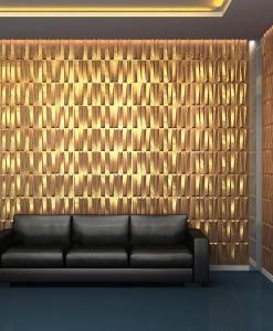 Glass 3D Wall Panels - Sold in Nigeria by DecorCity