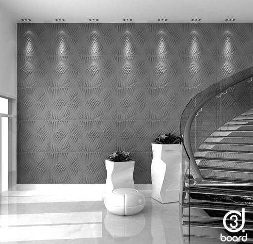 Jasper 3D Wall Panels - Sold in Nigeria by DecorCity - 1