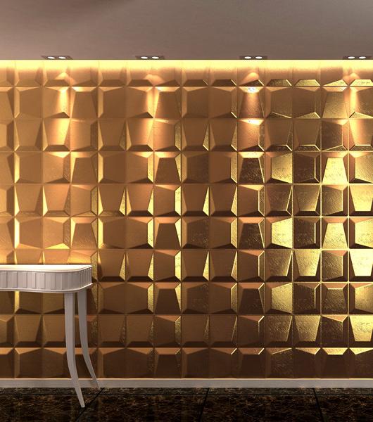 Mosaic 3D Wall Panels