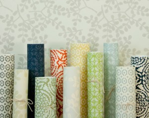 Different types of wallpaper / wall coverings explained