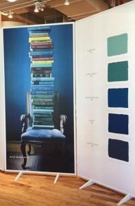 experience century benjamin moore century paint launch decor digest. Black Bedroom Furniture Sets. Home Design Ideas