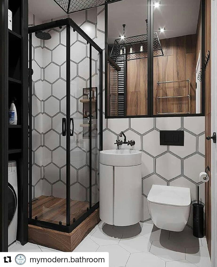 Modern Small Bathroom Small Bathroom Trends 2020 Photos And Videos Of Small Bathroom 2020