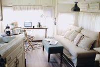 111 RV & Camper Van Remodel, Hacks Interior Decor Ideas