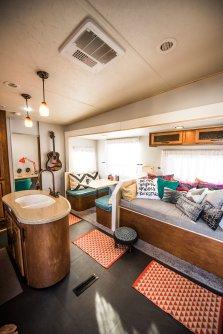 2 RV & Camper Van Remodel, Hacks Interior Decor Ideas