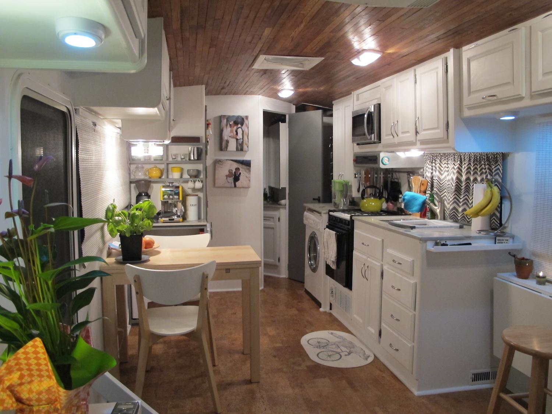 21 RV & Camper Van Remodel, Hacks Interior Decor Ideas
