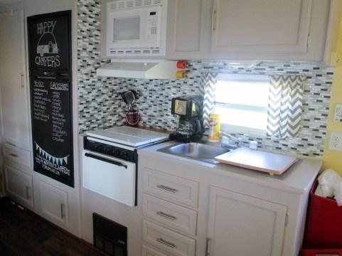23 RV & Camper Van Remodel, Hacks Interior Decor Ideas