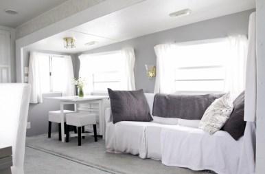 39 RV & Camper Van Remodel, Hacks Interior Decor Ideas
