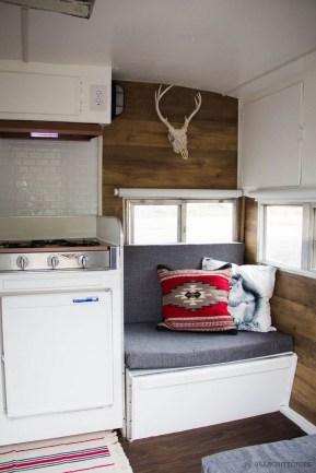 40 RV & Camper Van Remodel, Hacks Interior Decor Ideas
