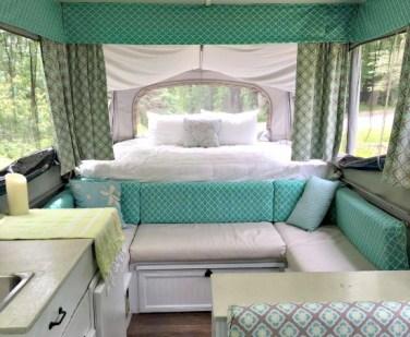 78 RV & Camper Van Remodel, Hacks Interior Decor Ideas