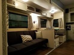 82 RV & Camper Van Remodel, Hacks Interior Decor Ideas