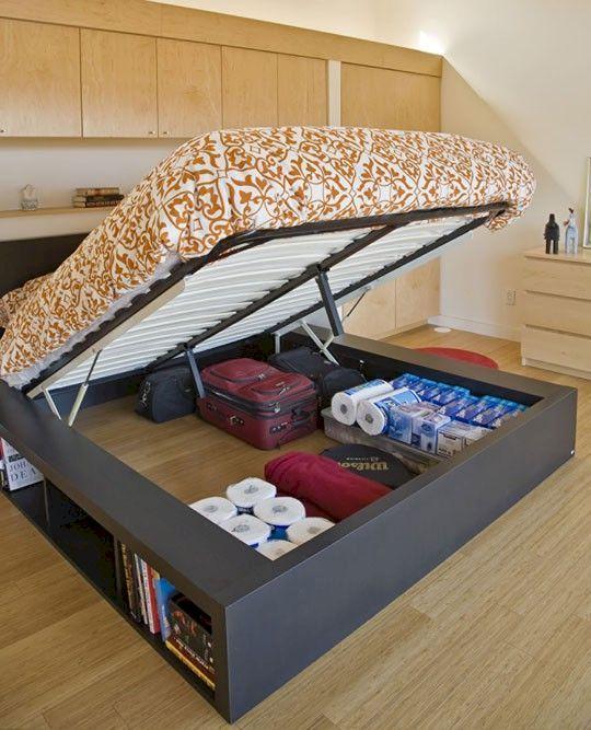 RV Bedroom Storage – DECOREDO