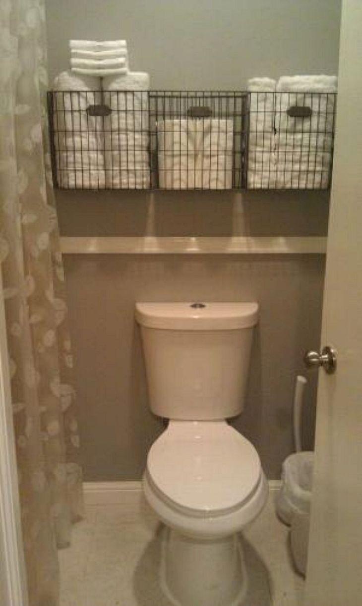 RV Bathroom Decoration