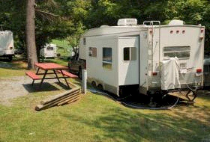 RV Camper Remodelling Ideas