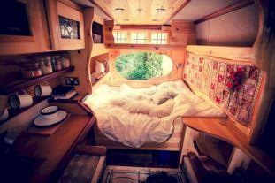 44 Best Camper Interior Hacks, Makeover, Remodel Decorating Ideas