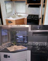 89 Diy Rv Renovation, Hacks, Makeover And Remodel Inspirations