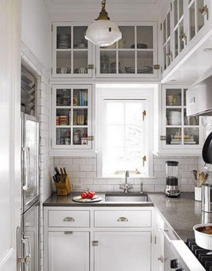 Small Kitchen Organization Design