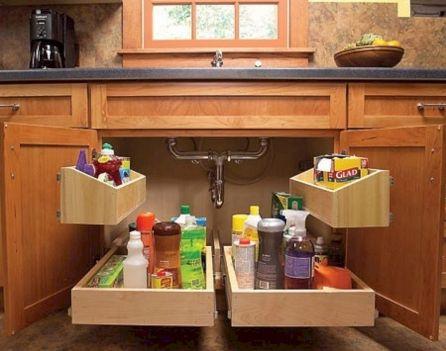 Marvelous Smart Small Kitchen Design Ideas No 07