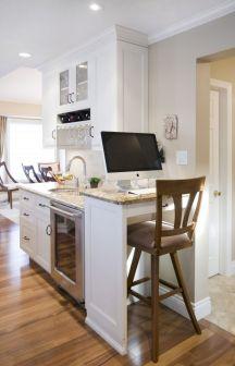 Marvelous Smart Small Kitchen Design Ideas No 10