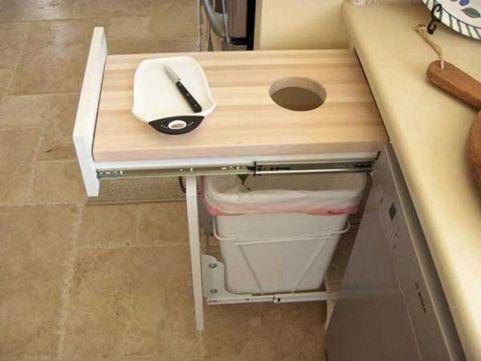 Marvelous Smart Small Kitchen Design Ideas No 25