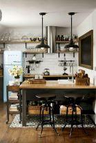 Marvelous Smart Small Kitchen Design Ideas No 48
