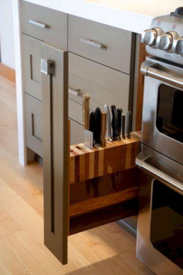 Marvelous Smart Small Kitchen Design Ideas No 58