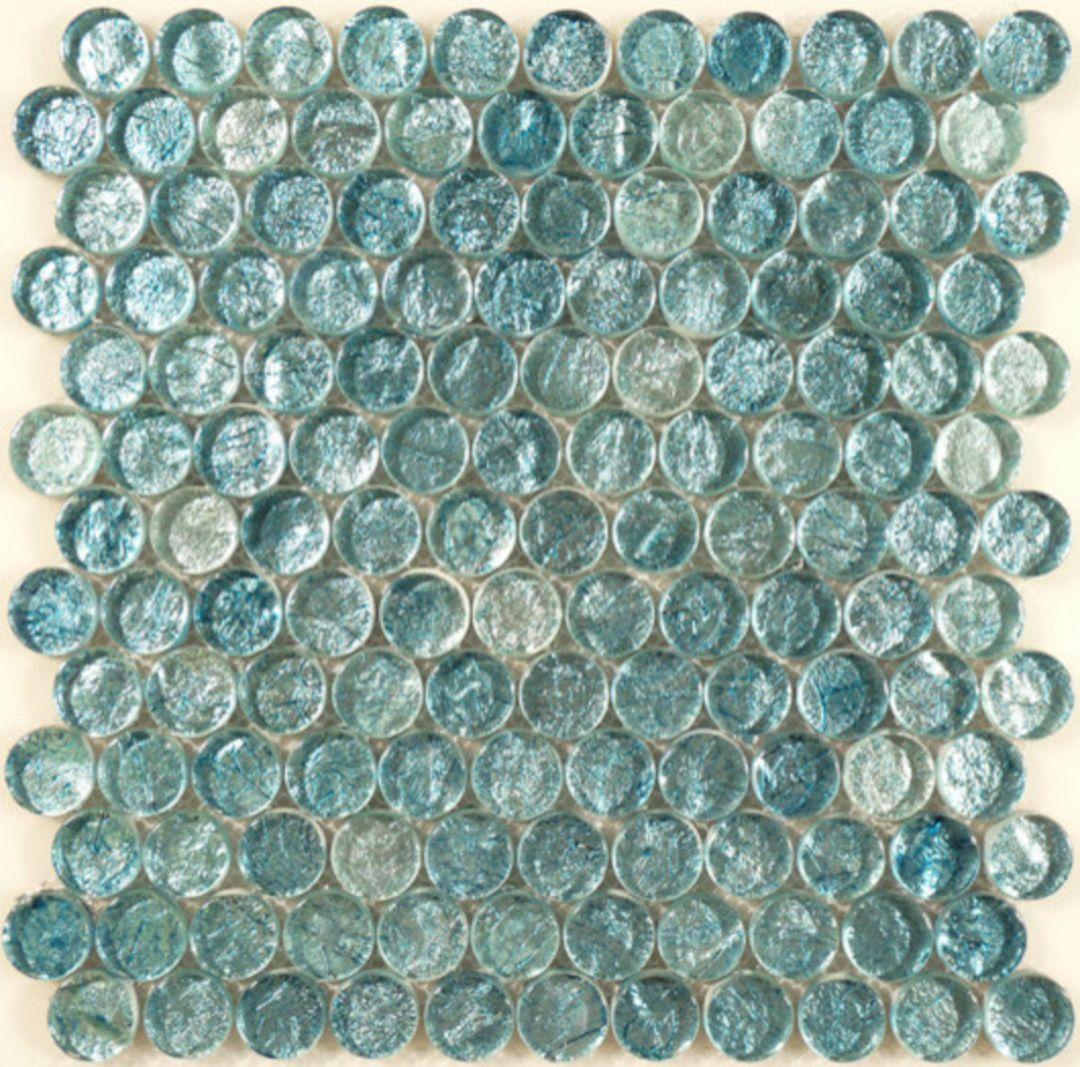 - 38 Blue Sea Glass Tile Backsplash – DECOREDO