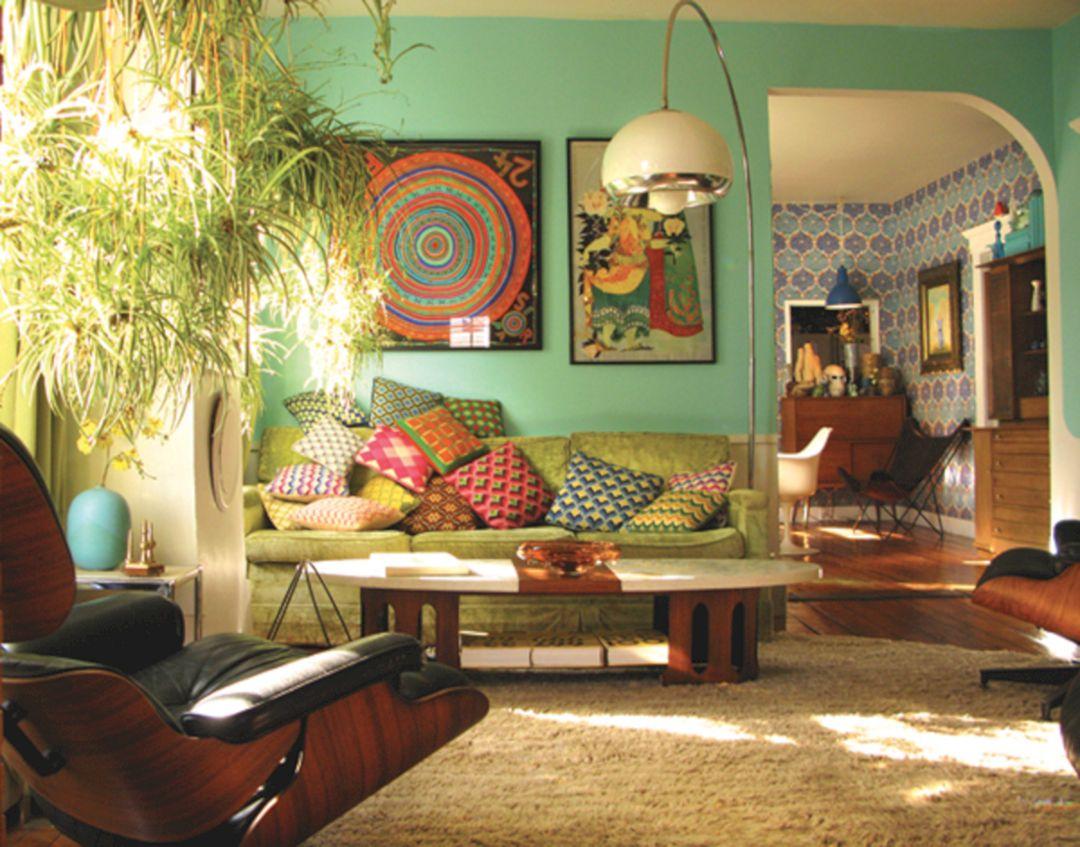 Best Home Decor Magazines: Amazing 70s Home Decor : 61+ Best Ideas