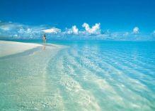Beautiful Blue Water Beaches
