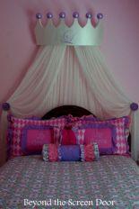 Beautiful Curtain Princess Design Ideas 1
