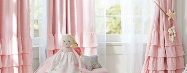 Beautiful Curtain Princess Design Ideas 18