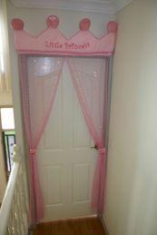 Beautiful Curtain Princess Design Ideas 27