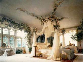 Beautiful Curtain Princess Design Ideas 28