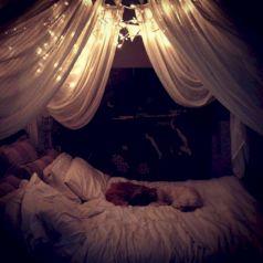 Beautiful Curtain Princess Design Ideas 33