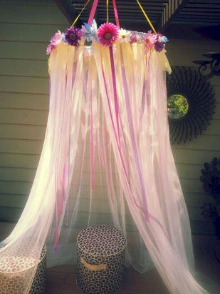 Beautiful Curtain Princess Design Ideas 37