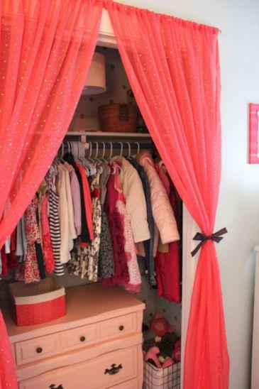 Beautiful Curtain Princess Design Ideas 43